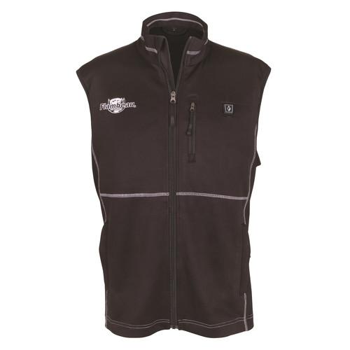 Flambeau Heated Vest Black Small