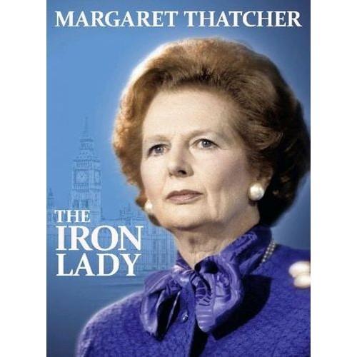 Margaret Thatcher: The Iron Lady [DVD] [2012]