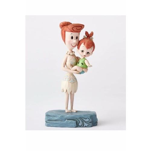 Wilma & Pebbles Shore