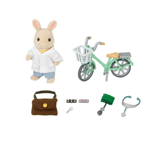 Calico Critters Doctor Checkup Set