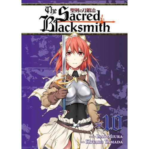 The Sacred Blacksmith Vol. 10
