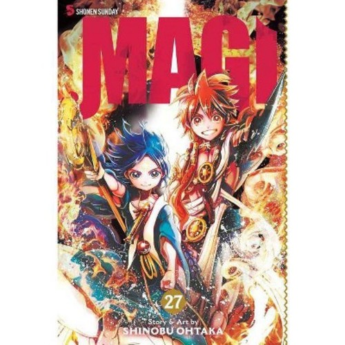 Magi the Labyrinth of Magic 27 (Paperback) (Shinobu Ohtaka)