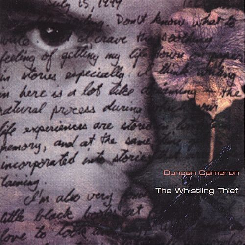 The Whistling Thief [CD]