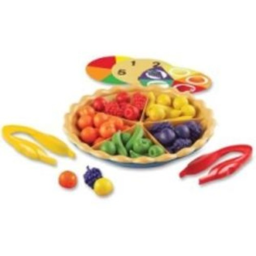 Learning Resources PIE;SORTING;69 PIECE