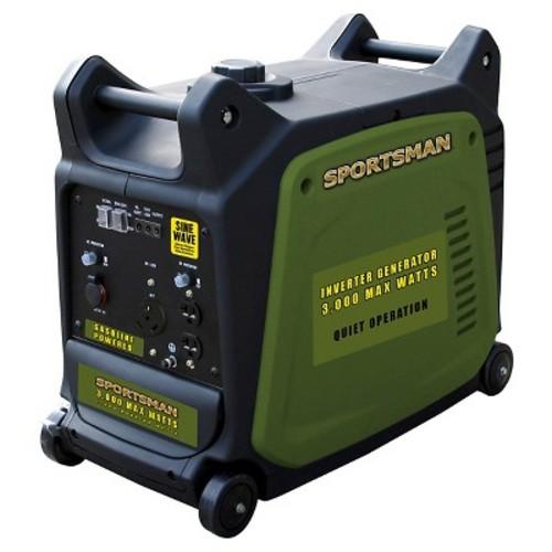 Sportsman 3000 Watt Inverter Generator