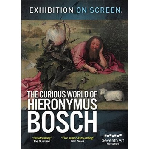 Curious World Of Hieronymus Bosch (DVD)