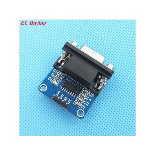 RS232 To TTL Converter Module MAX232CSE COM Serial Board Transfer Chip CA