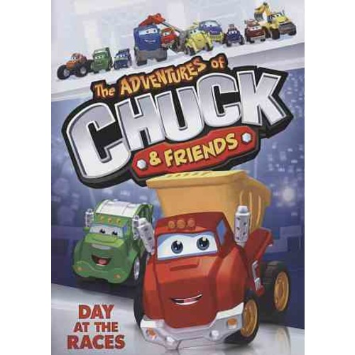 The Adventures of Chuck & Friends - Day at the Races DVD