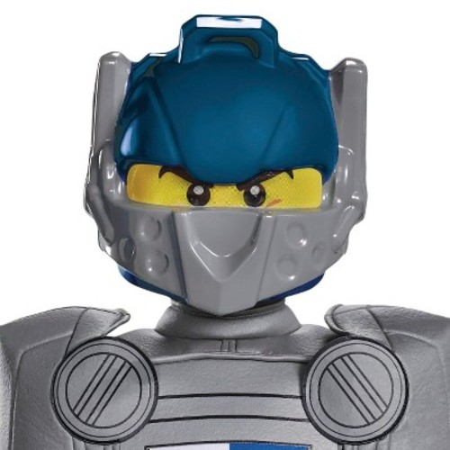 Lego Disguise Nexo Knight Clay Mask