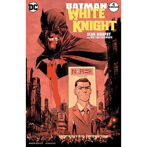 Batman: White Knight (2017-) #4