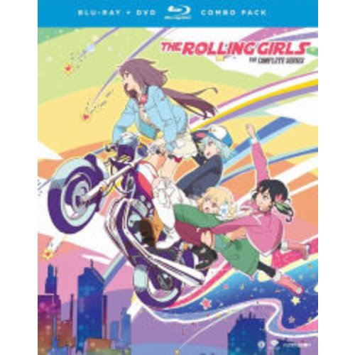 Rolling Girls: The Complete Series