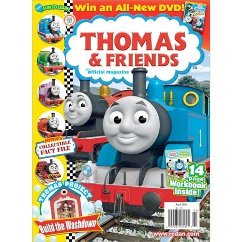 Thomas & Friends 1 Year Magazine Subscription