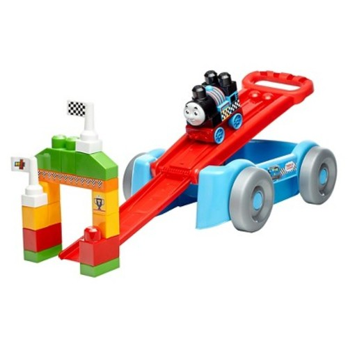 Mega Bloks Thomas & Friends Racing Railway Wagon