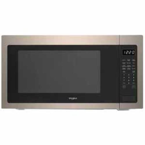 Whirlpool 2.2 cu. ft. Countertop Microwave with 1200-Watt Cooking Power - Sunset Bronze