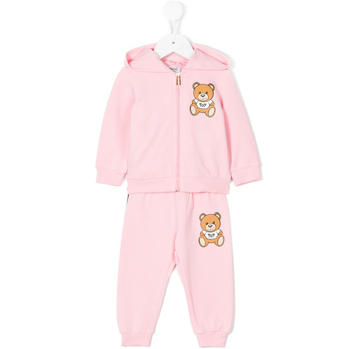 Toy bear track suit