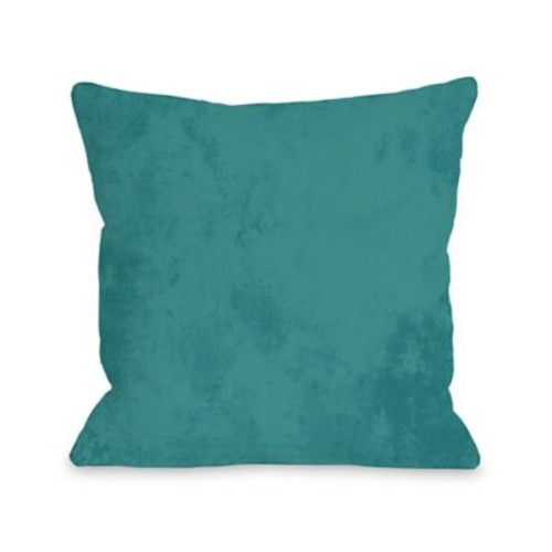 Bayou Breeze Emerson Welcome to Paradise Throw Pillow; 16'' H x 16'' W x 3'' D