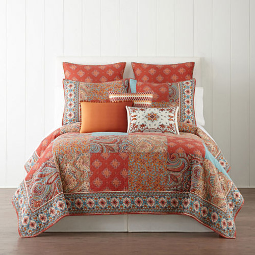 JCPenney Home Morocco Quilt