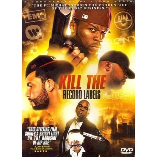 Kill the Record Labels (DVD)