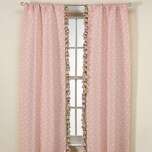 Glenna Jean Isabella 90-Inch Window Curtain Panel Pair
