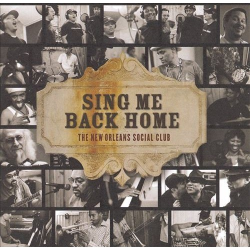 Sing Me Back Home [CD]