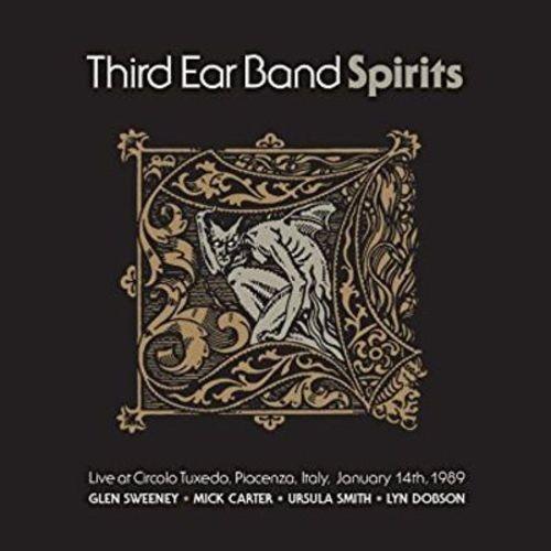 Spirits [CD]