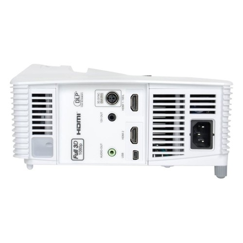 Optoma - 1080p DLP Projector - White