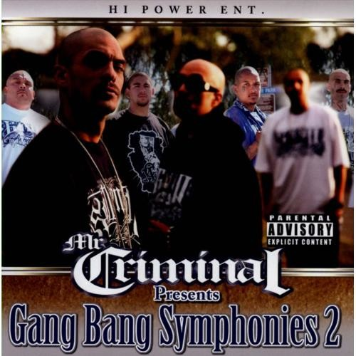 Gang Bang Symphonies, Vol. 2 [CD] [PA]