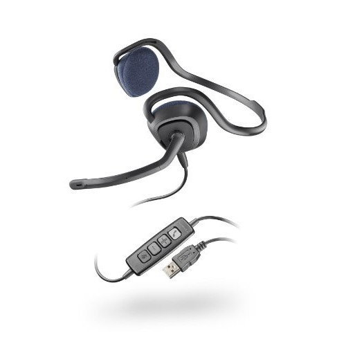 Plantronics Audio 648 Stereo USB Headset