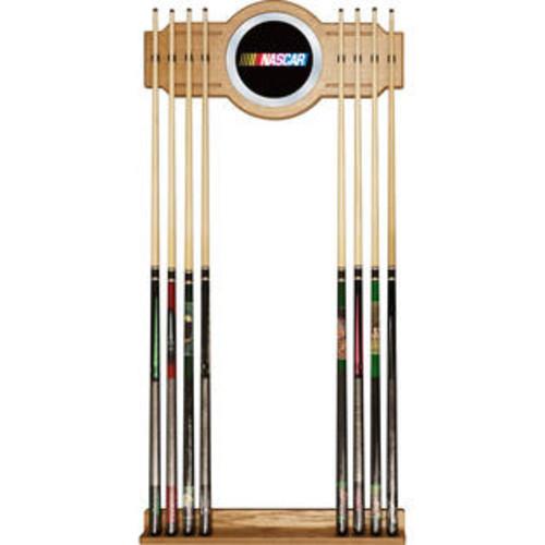 NASCAR Billiard Cue Rack with Mirror NASCAR6000