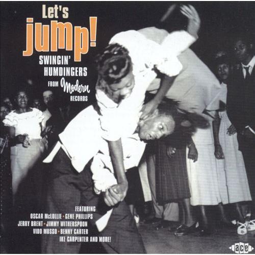 Let's Jump! Swingin' Humdingers from Modern Records [CD]