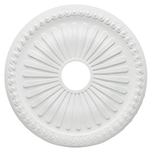 Westinghouse Lighting 7775200 Soleil Polyurethane Ceiling Medallion, 20-Inch Diameter [White]