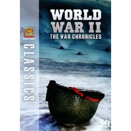 World War II: The War Chronicles [4 Discs] [DVD]