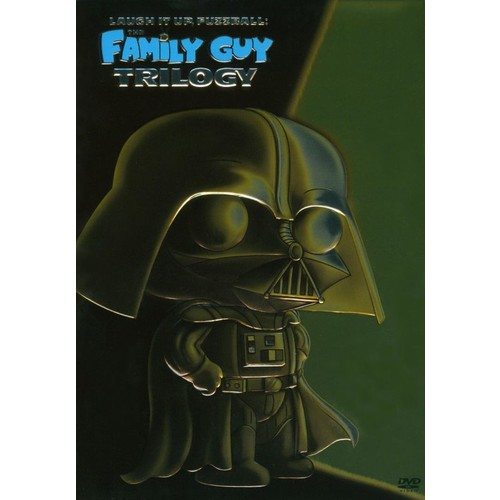 Laugh It Up, Fuzzball: The Family Guy Trilogy [3 Discs] [DVD]