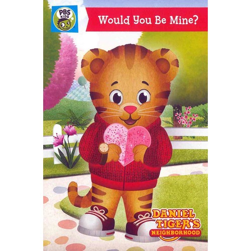 Daniel Tiger's Neighborhood: Would You Be Mine (DVD)