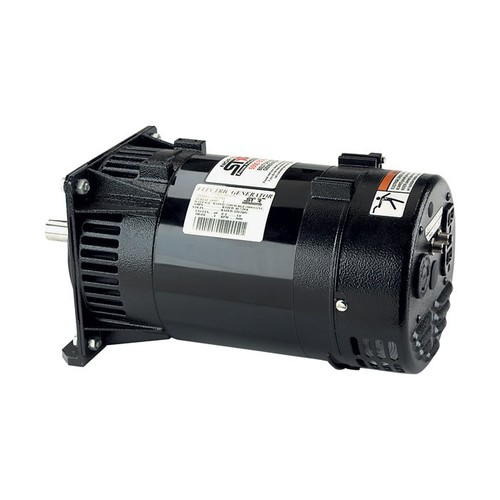NorthStar Belt Driven Generator Head  5500 Surge Watts, 5000 Rated Watts, 11 HP Required