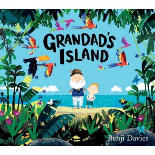 Benji Davies; Benji Davies Grandad's Island