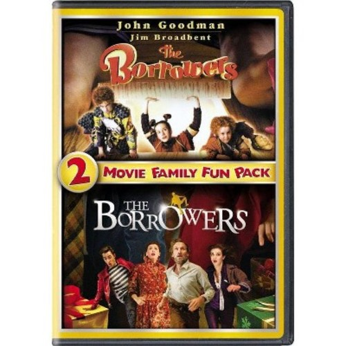 The Borrowers 2-Movie Family Fun Pack [DVD]