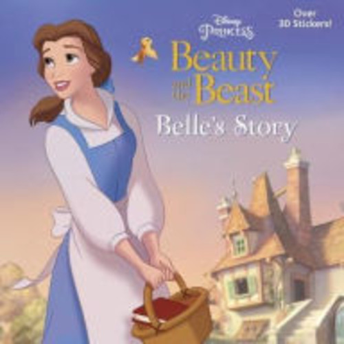 Belle's Story (Disney Beauty and the Beast)
