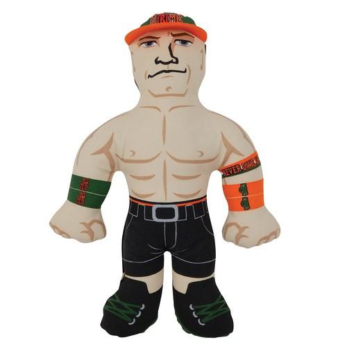 WWE John Cena Plush Dog Toy