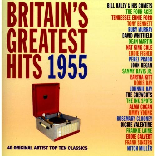 Britain's Greatest Hits 1955 [CD]