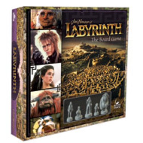 Jim Henson's Labyrinth Board Game