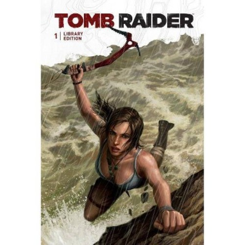 Tomb Raider 1 : Library Edition - (Hardcover)