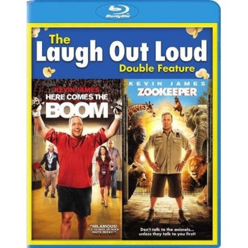 Here Comes The Boom/Zookeeper (Blu-ray)