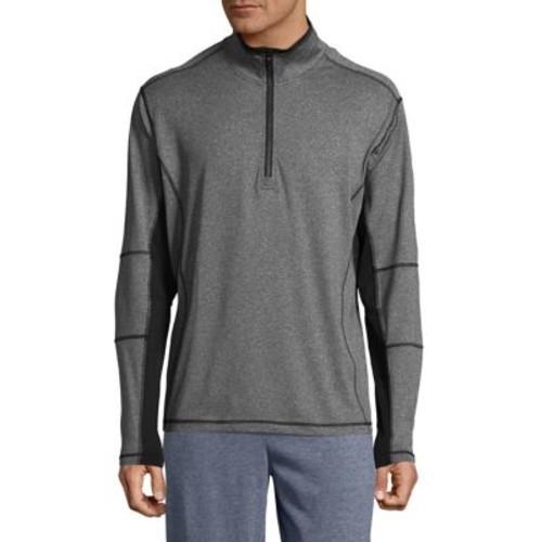 Zip-Front Sporty Jacket