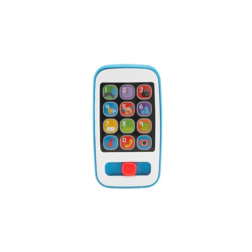 Fisher-Price Laugh & Learn Smart Stages Smart Phone - Blue