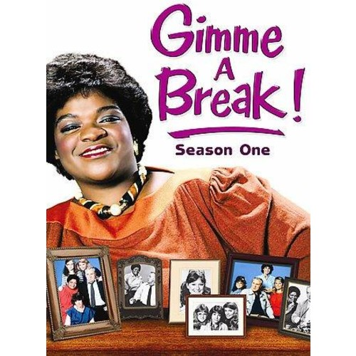Gimme a Break! Season One (DVD)