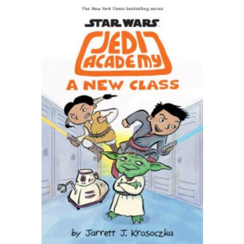 A New Class (Scholastic Star Wars: Jedi Academy Series #4)