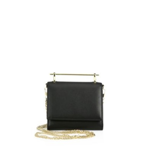 Cabiria Leather Chain Wallet