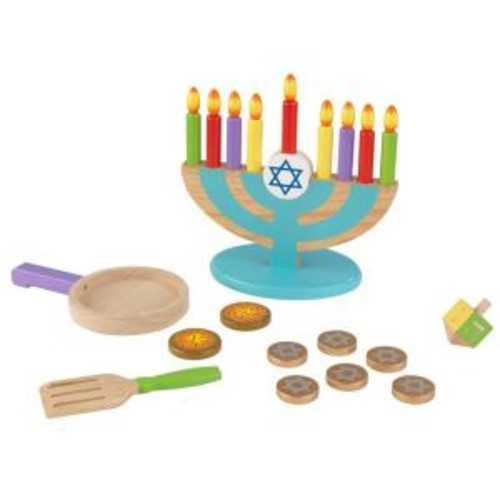 KidKraft Chanukah Playset