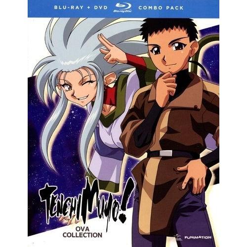 Tenchi Muyo!: OVA Series [2 Discs] [Blu-ray/DVD]